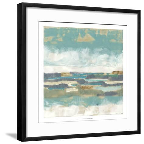 Letters from the Sea I-Jennifer Goldberger-Framed Art Print