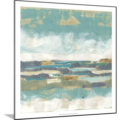 Letters from the Sea I-Jennifer Goldberger-Mounted Premium Giclee Print