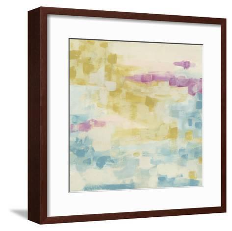 Surface Impression III-June Vess-Framed Art Print