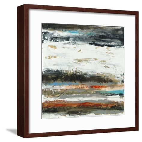 Evade-Sisa Jasper-Framed Art Print