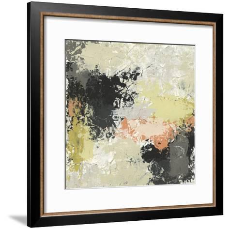Gossamer Cloud II-June Vess-Framed Art Print