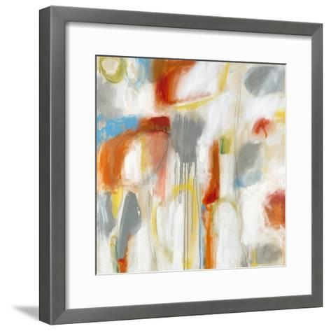 Direction III-Sisa Jasper-Framed Art Print