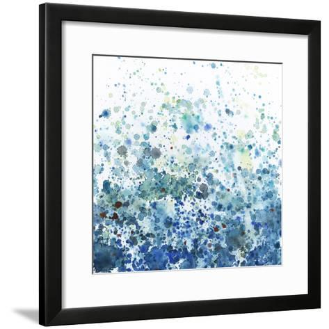 Speckled Sea I-Megan Meagher-Framed Art Print
