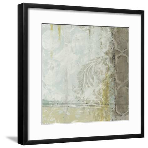 Subtle Shift I-June Vess-Framed Art Print