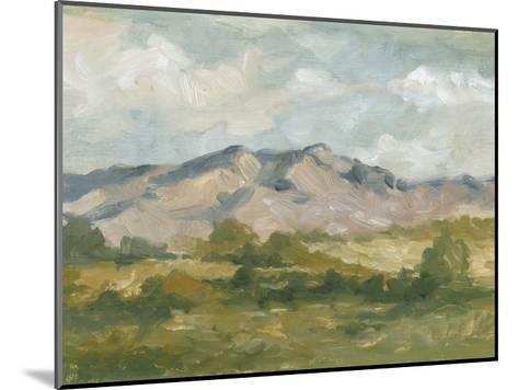 Impasto Landscape I-Ethan Harper-Mounted Premium Giclee Print