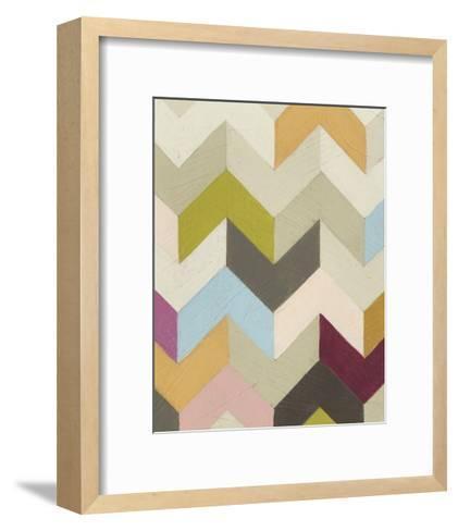 Confetti I-June Vess-Framed Art Print