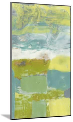 Star Field II-Jennifer Goldberger-Mounted Premium Giclee Print