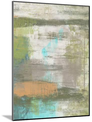 Color Strike II-Jennifer Goldberger-Mounted Premium Giclee Print