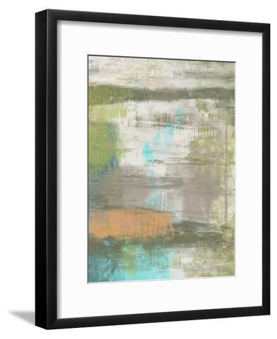 Color Strike II-Jennifer Goldberger-Framed Art Print