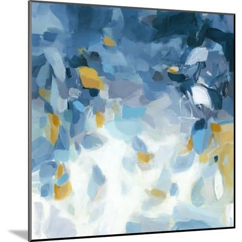 Blue Dreams-Christina Long-Mounted Premium Giclee Print