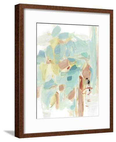 Delicate Whispers-Christina Long-Framed Art Print