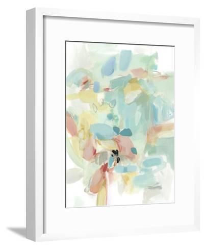 Pocket full of Roses-Christina Long-Framed Art Print