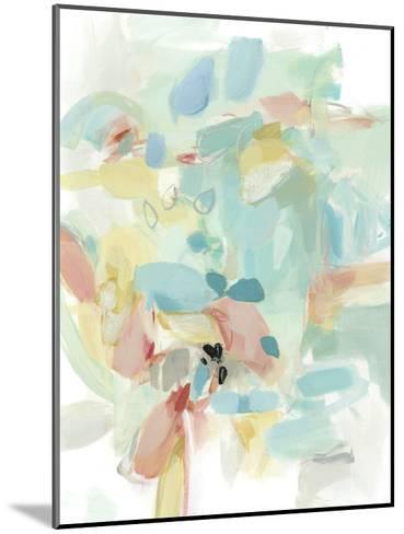 Pocket full of Roses-Christina Long-Mounted Premium Giclee Print