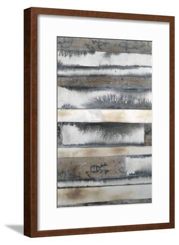 Earth and Smoke I-Jennifer Goldberger-Framed Art Print