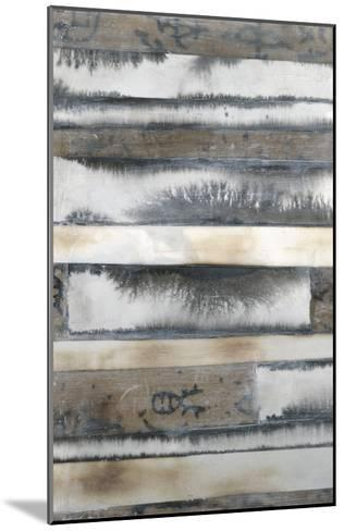 Earth and Smoke I-Jennifer Goldberger-Mounted Premium Giclee Print