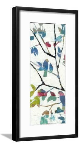 Woodland Story III-Jennifer Goldberger-Framed Art Print
