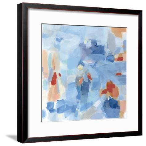 Saturday-Christina Long-Framed Art Print