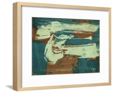 Two Up North-Charles McMullen-Framed Art Print