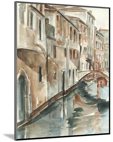 Venetian Watercolor Study II-Ethan Harper-Mounted Premium Giclee Print