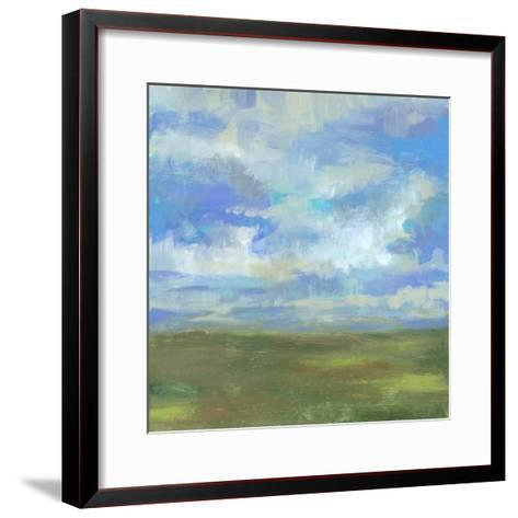Bright Day II-Jennifer Goldberger-Framed Art Print