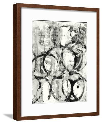 Buffalo II-Jodi Fuchs-Framed Art Print