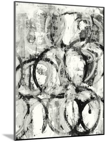 Buffalo II-Jodi Fuchs-Mounted Premium Giclee Print