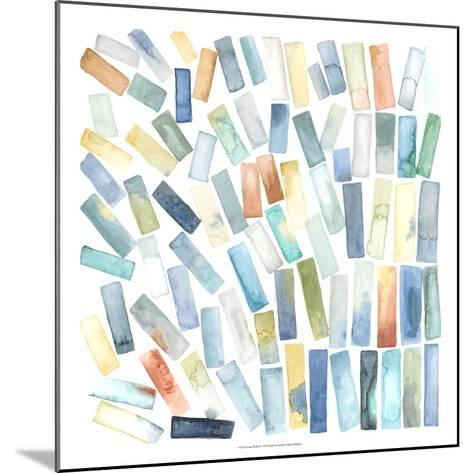 Group Think II-Megan Meagher-Mounted Premium Giclee Print