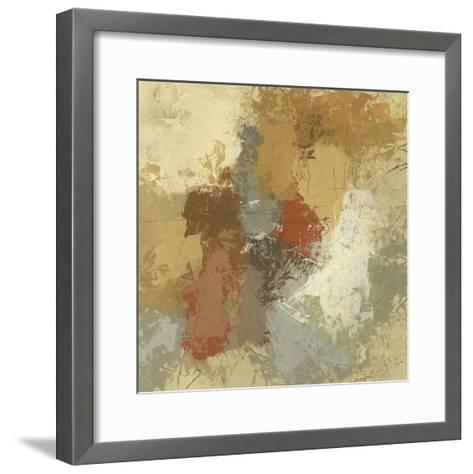 Saffron Fresco II-June Vess-Framed Art Print