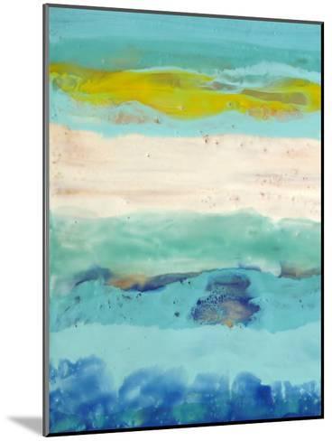 Salt Air I-Alicia Ludwig-Mounted Premium Giclee Print