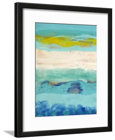 Salt Air I-Alicia Ludwig-Framed Art Print