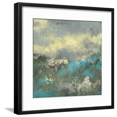 Painterly Field I-Jennifer Goldberger-Framed Art Print
