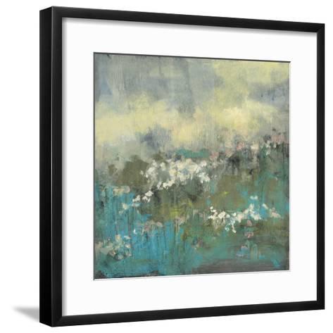 Painterly Field II-Jennifer Goldberger-Framed Art Print