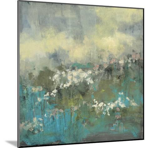 Painterly Field II-Jennifer Goldberger-Mounted Premium Giclee Print