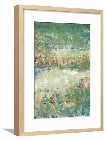 Flower Path I-Tim OToole-Framed Art Print
