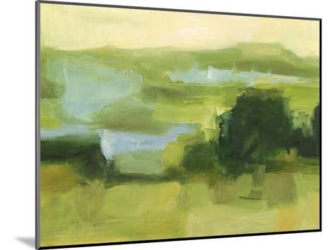 Emerald Wetlands I-Ethan Harper-Mounted Premium Giclee Print