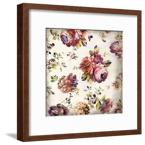 Clusters-Kimberly Allen-Framed Art Print