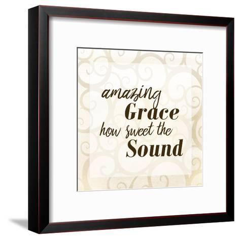 Amazing Grace-Kimberly Allen-Framed Art Print