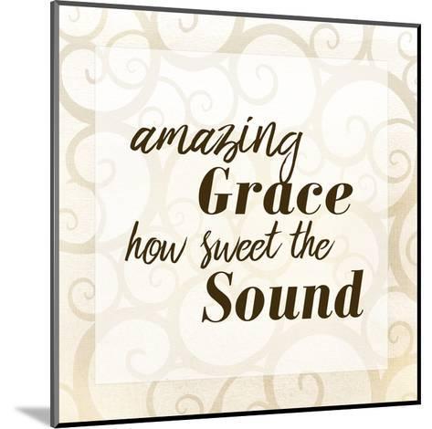 Amazing Grace-Kimberly Allen-Mounted Art Print