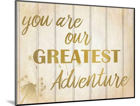 Greatest Adventure-Kimberly Allen-Mounted Art Print