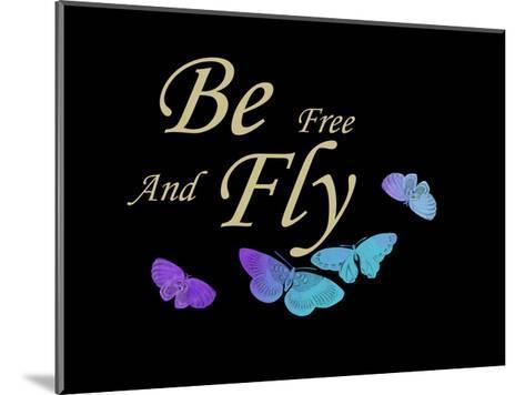 Be Free-Sheldon Lewis-Mounted Art Print