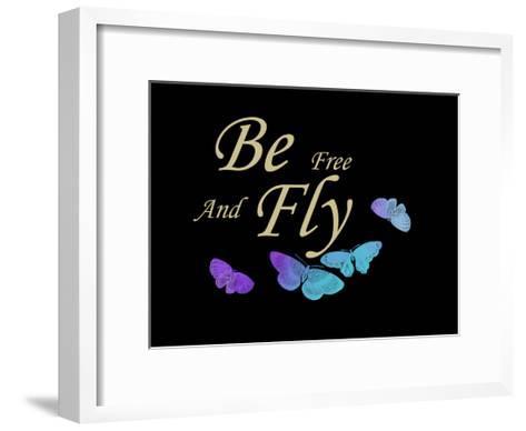 Be Free-Sheldon Lewis-Framed Art Print