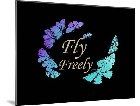 Fly Freely-Sheldon Lewis-Mounted Art Print