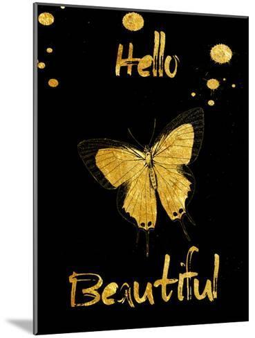Hello-Sheldon Lewis-Mounted Art Print
