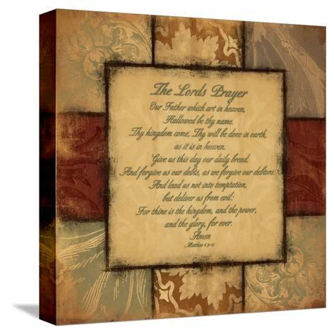Our Father-Jace Grey-Stretched Canvas Print