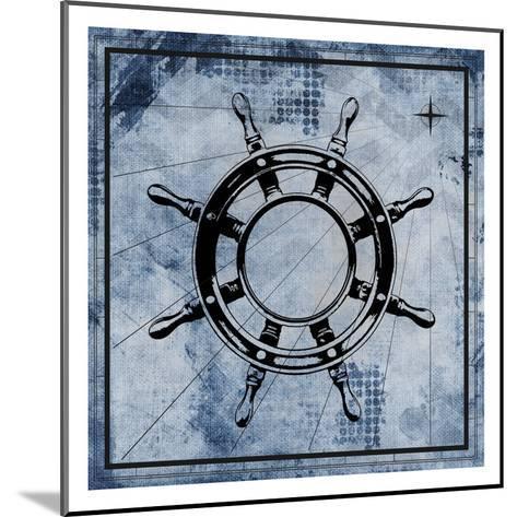 Nautical 3-Kimberly Allen-Mounted Art Print