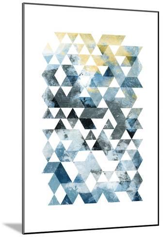 Grey day-OnRei-Mounted Art Print