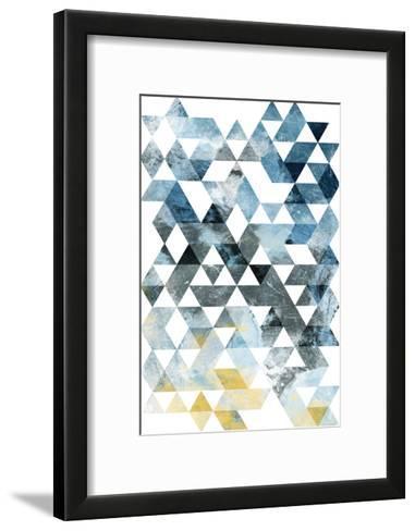 Grey Day Mate-OnRei-Framed Art Print