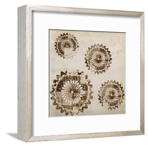 New Age Abstract 1-Sheldon Lewis-Framed Art Print