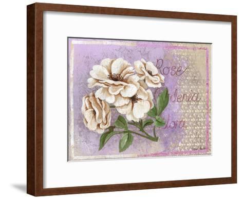 Gardenia-May May-Framed Art Print