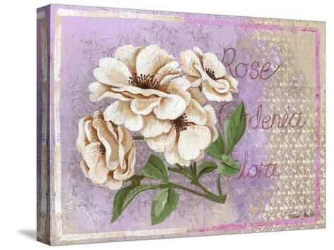 Gardenia-May May-Stretched Canvas Print